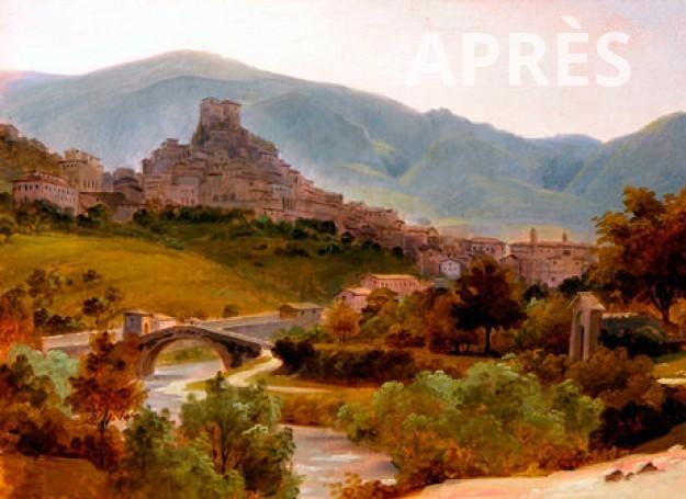 Picot, Grottaferrata - 1818